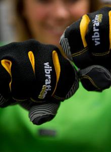 Skydd Handskar